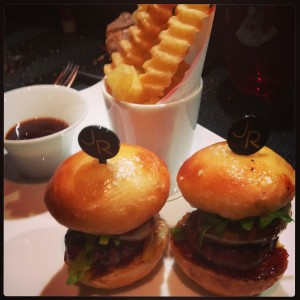 BURGER ROBUCHON