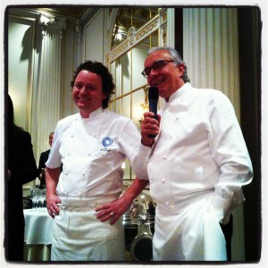 TOM KITCHIN ET ALAIN DUCASSE