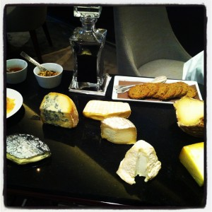 LE PLATEAU DE FROMAGES BORDIER