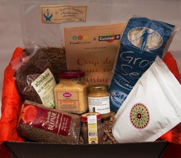 BOX CUISINE+ FOODISCOVER