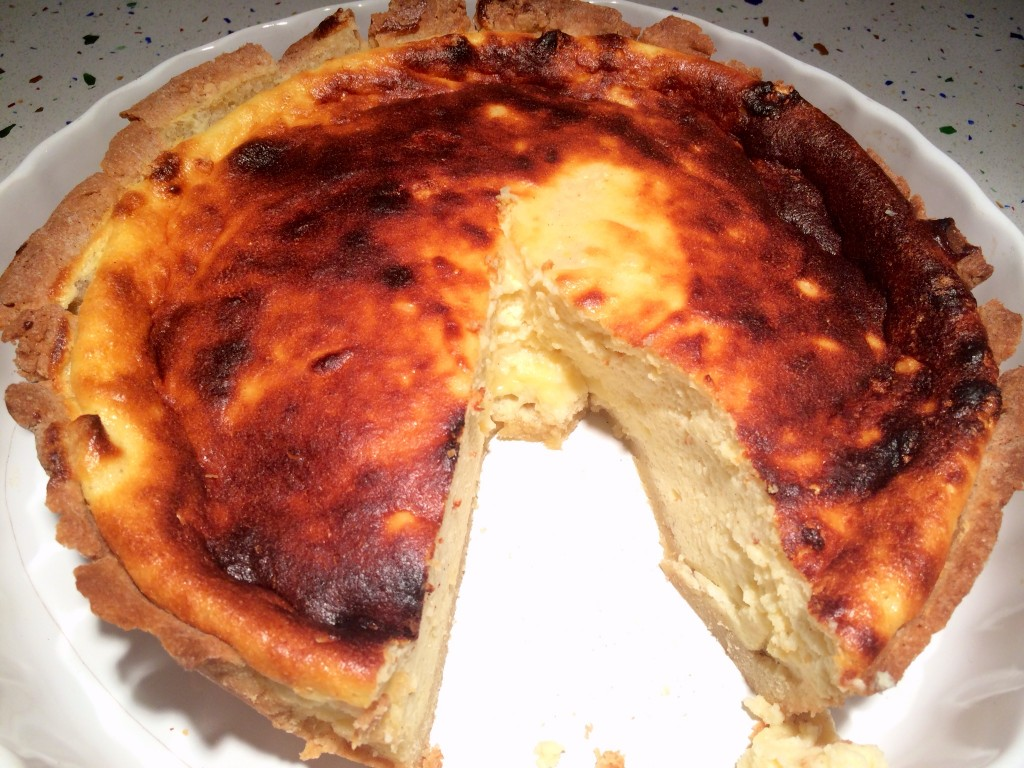 CHEESECAKE D'OMA