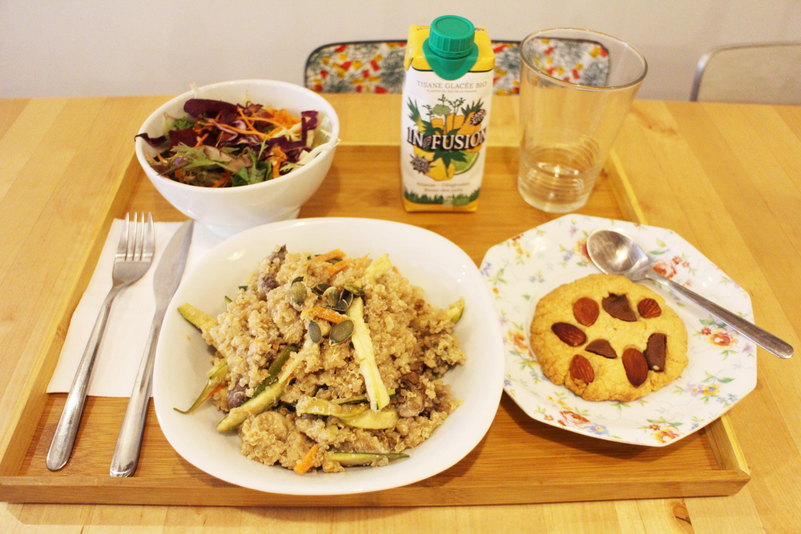 Plateau déjeuner 1