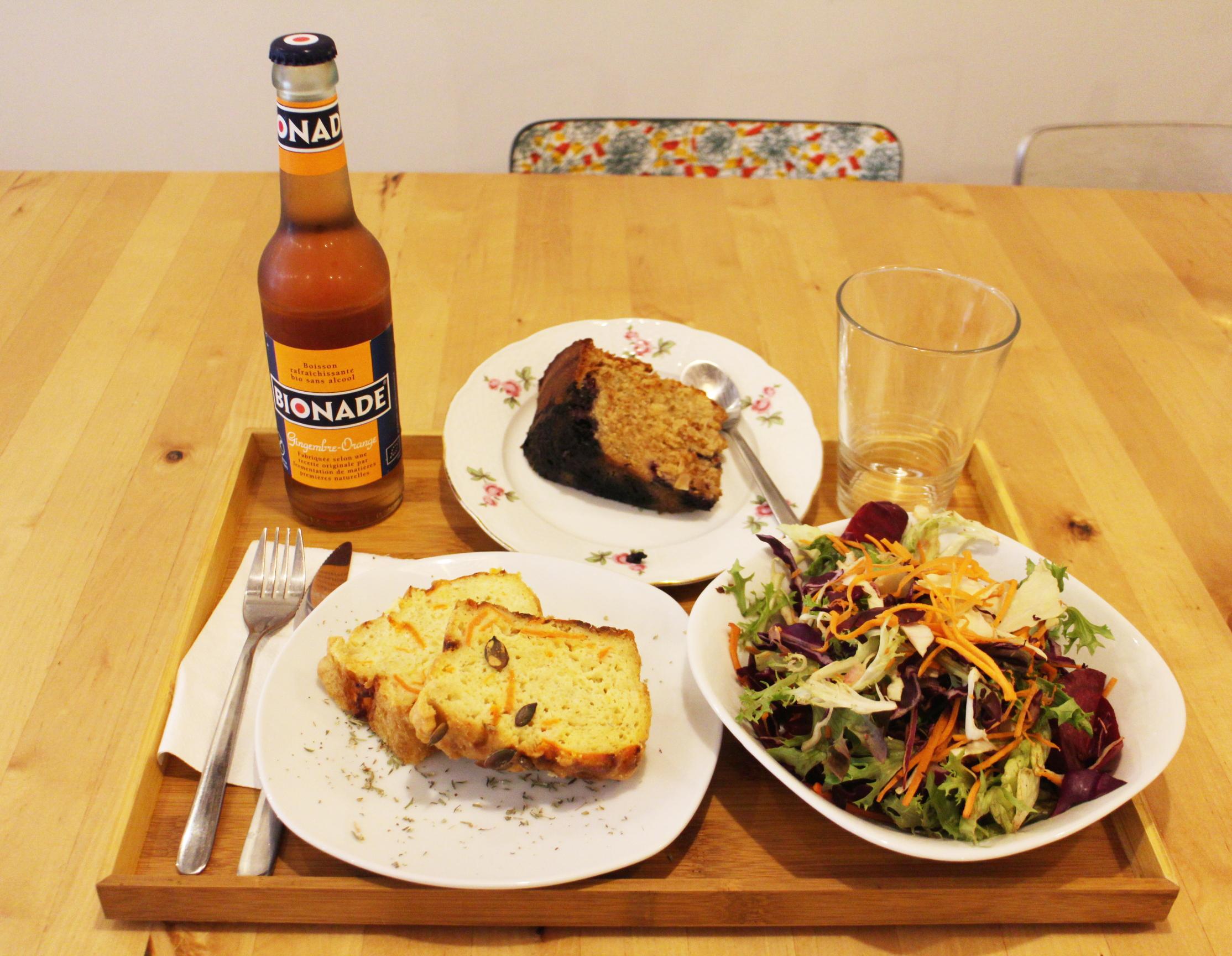 Plateau déjeuner 2