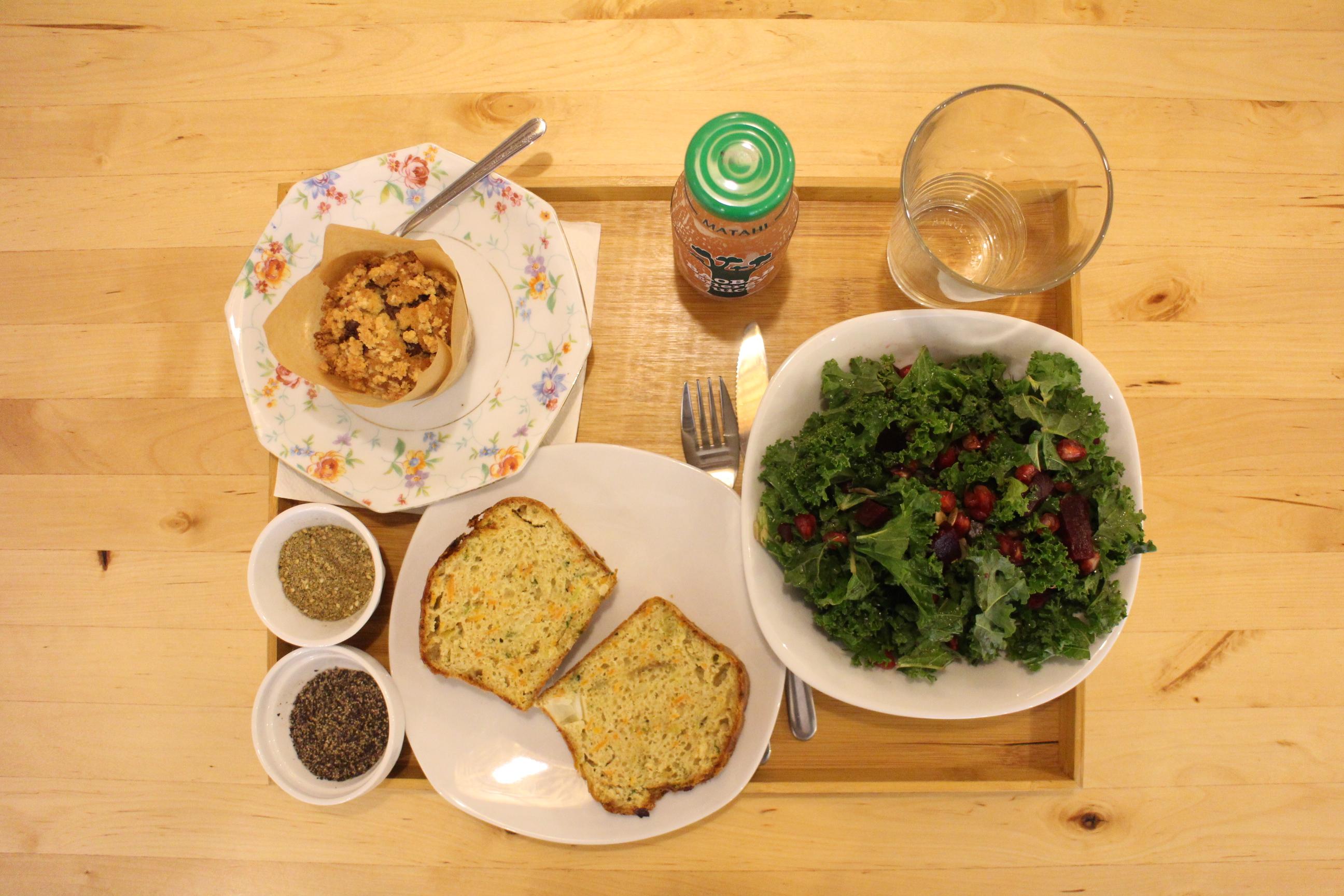 Plateau déjeuner 4