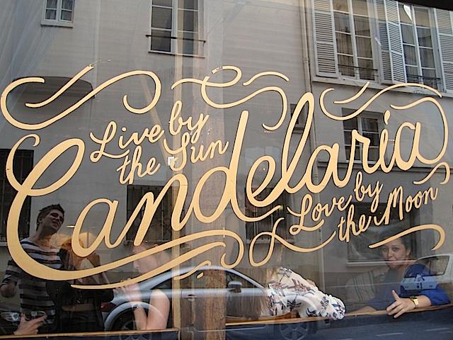 Candelaria-Paris